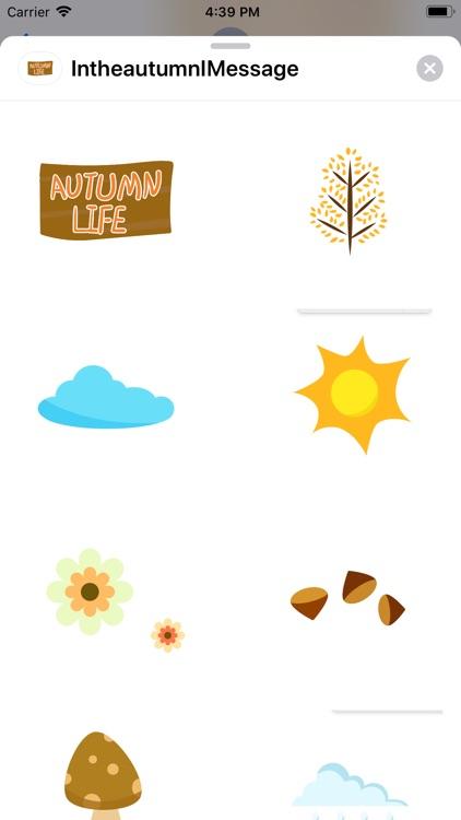 Intheautumns - Stickers