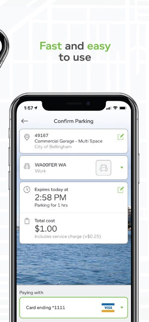 PayByPhone Parking on the App Store