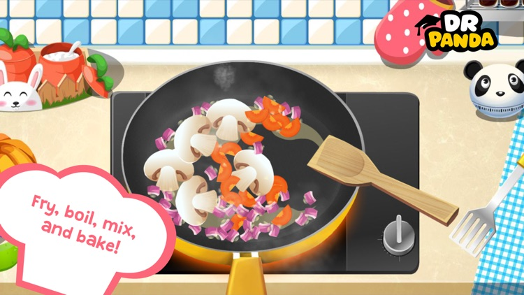 Dr. Panda Restaurant screenshot-2
