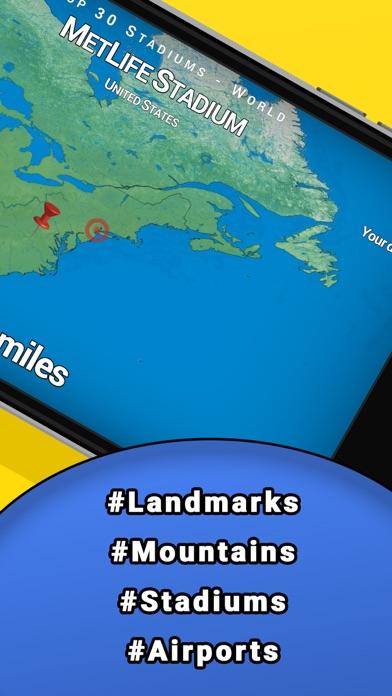 Destinator Geography Quiz Gameのおすすめ画像6