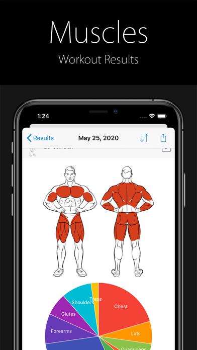 Fitness Coach FitProSport FULLのおすすめ画像2