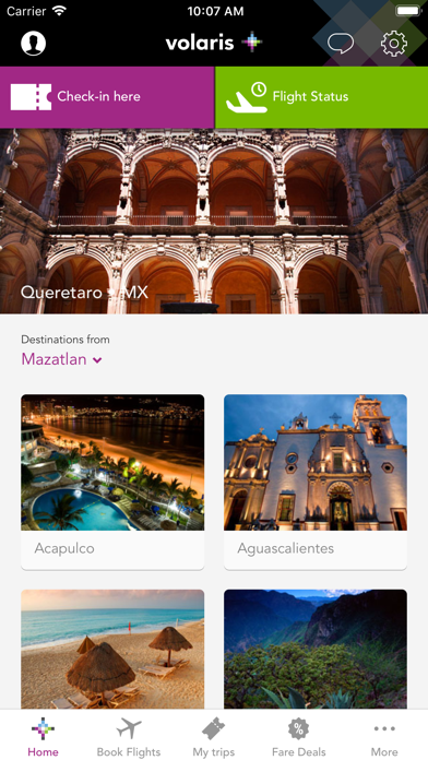 Volaris by Volaris (iOS, United States) - SearchMan App Data