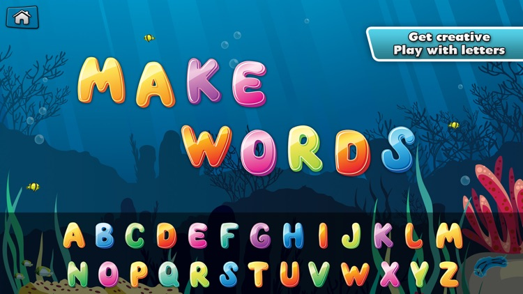 Underwater Alphabet: ABC Kids
