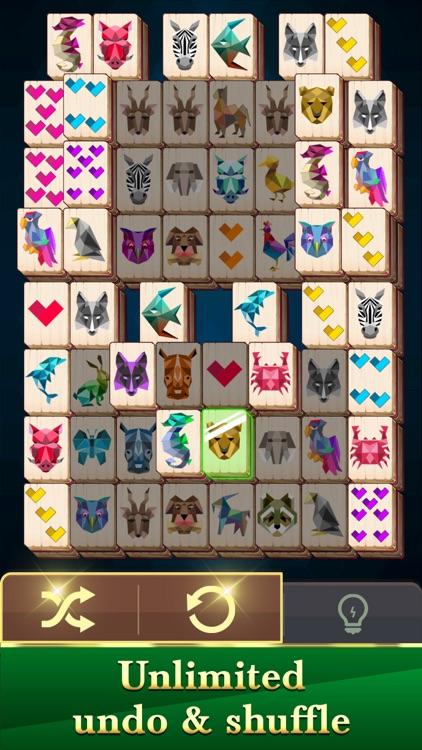 Mahjong Classic: Solitaire screenshot-0