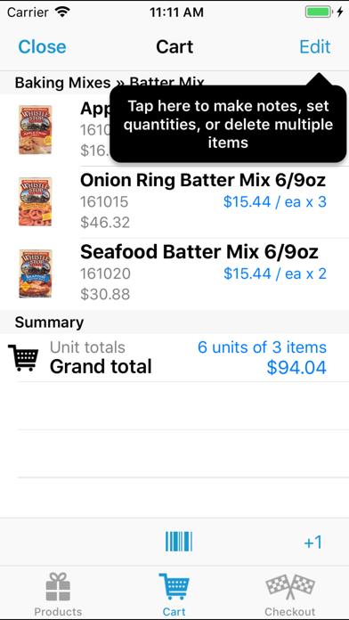 Screenshot #3 pour Dutch Valley Foods