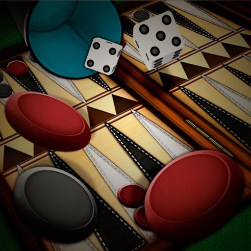 Backgammon Deluxe Go