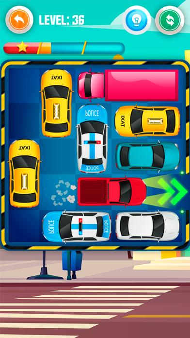 Parking Puzzle Games screenshot 4