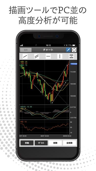 HYPER FXアプリ-FX・為替 SBI証券の取引アプリ ScreenShot2