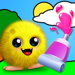 Baby games: Kids coloring book