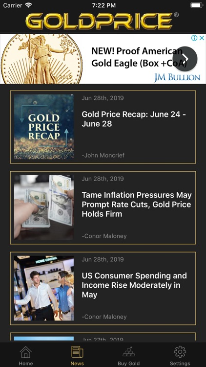 Gold Price Live screenshot-3