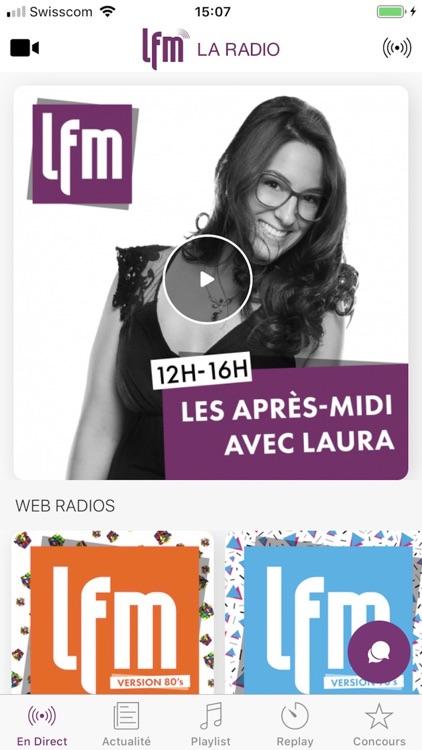 LFM screenshot-0