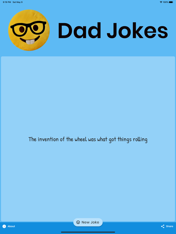 Funny Dad Jokes screenshot