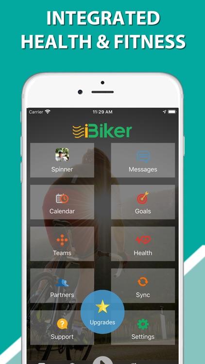 iBiker Cycling & Heart Trainer screenshot-8