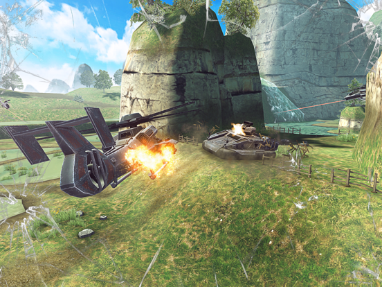 Massive Warfare: war machines screenshot 14