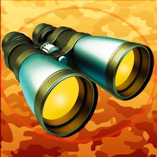 Military Binoculars Pro - Zoom