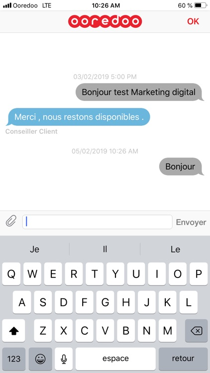 My Ooredoo Algérie screenshot-6