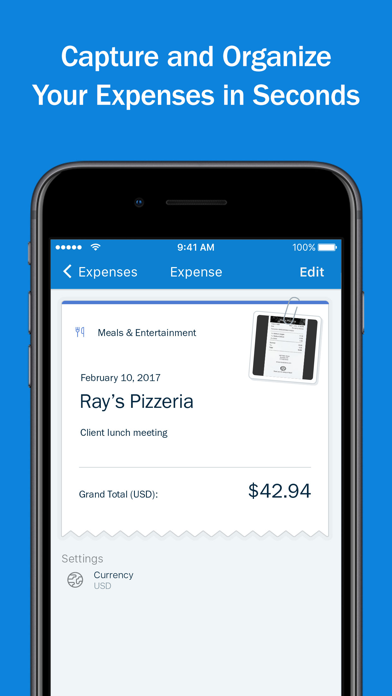FreshBooks Cloud Accounting Screenshot