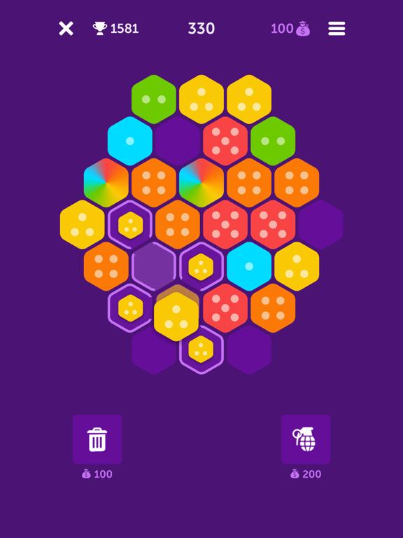 Hexa Bang screenshot #6