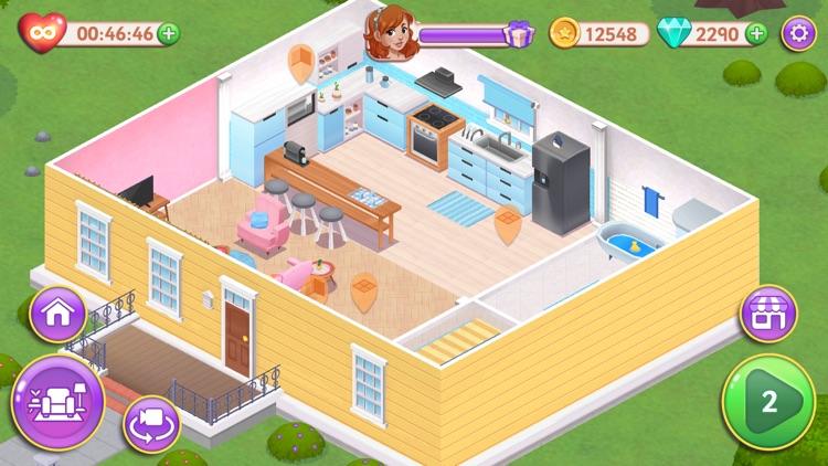 Decor Dream: Home Design Game screenshot-6