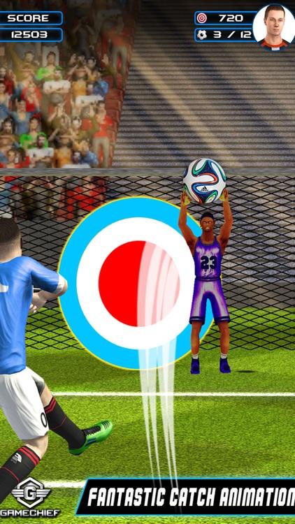 Flick Soccer Champions League screenshot-4