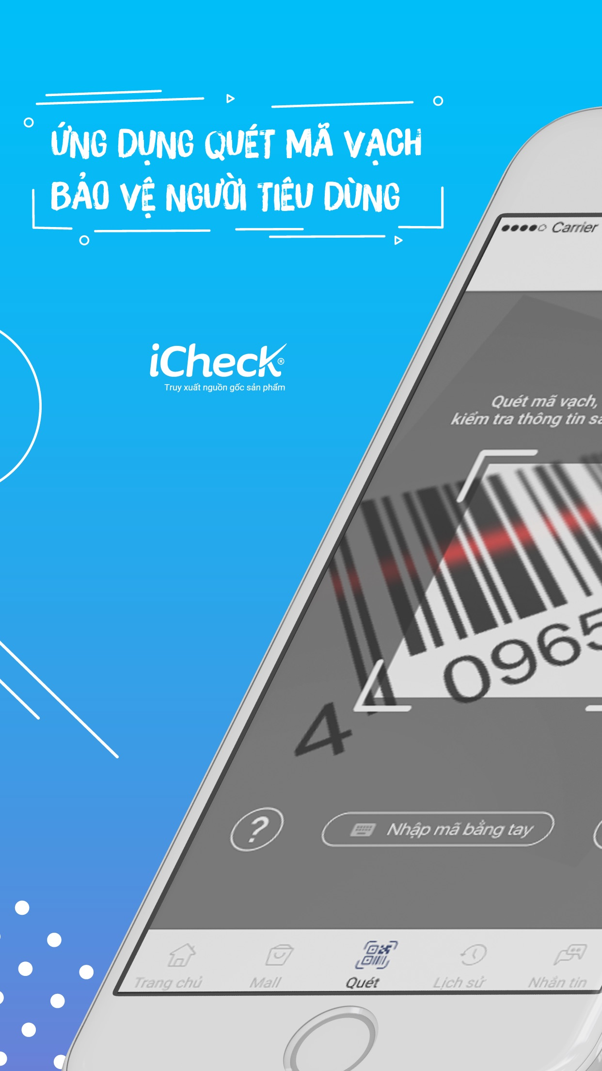 iCheck Scanner & Shopping Screenshot