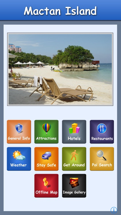 Mactan Island Offline Guide screenshot-0