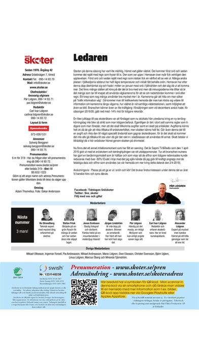 Tidningen SnöskoterScreenshot of 4