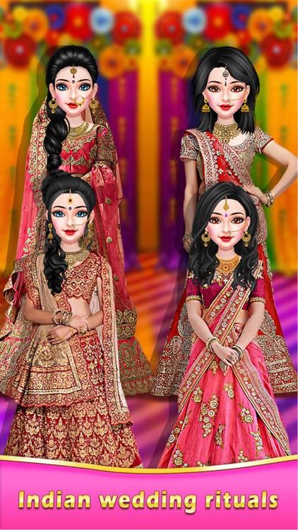 Indian Wedding Doll Maker screenshot-5