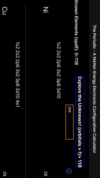 ThePeriodic screenshot 5