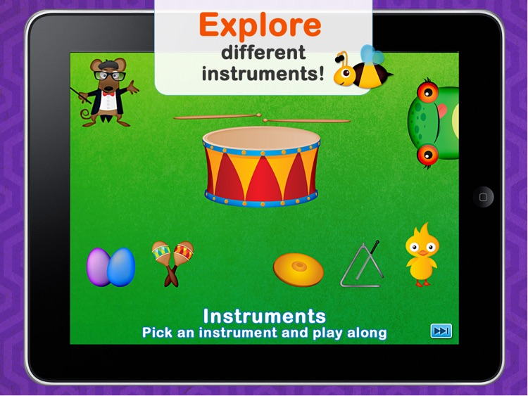 Musical Me! – Kids Songs Music screenshot-4