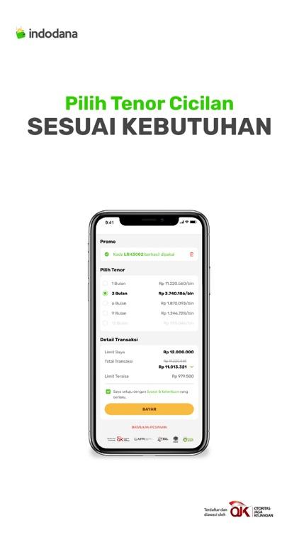 Indodana - Paylater & Pinjaman screenshot-4