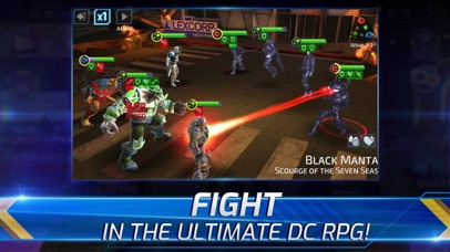DC Legends: Battle for Justice screenshot two