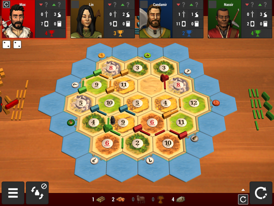 Catan Universe screenshot 9