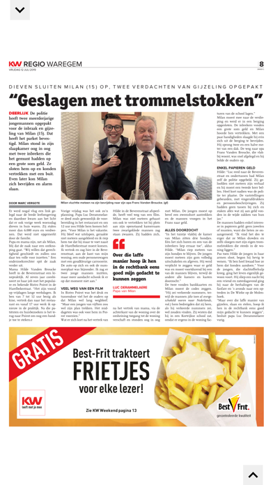 Krant van West-Vlaanderenのおすすめ画像7