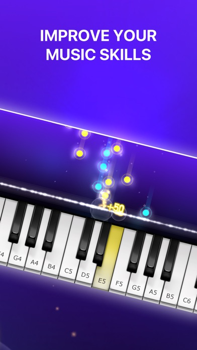 Piano - simply game keyboard for Windows
