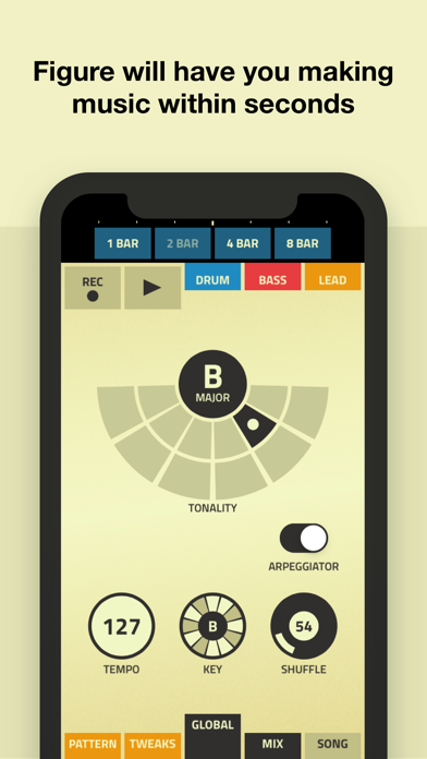 Figure - Make Music & Beats by Propellerhead Software AB