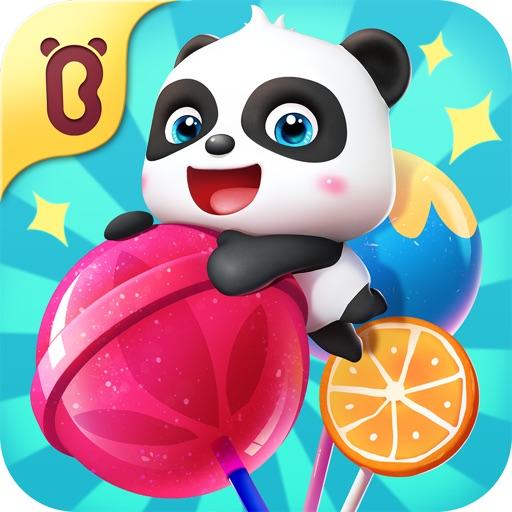 パンダのキャンディーショップ-BabyBus