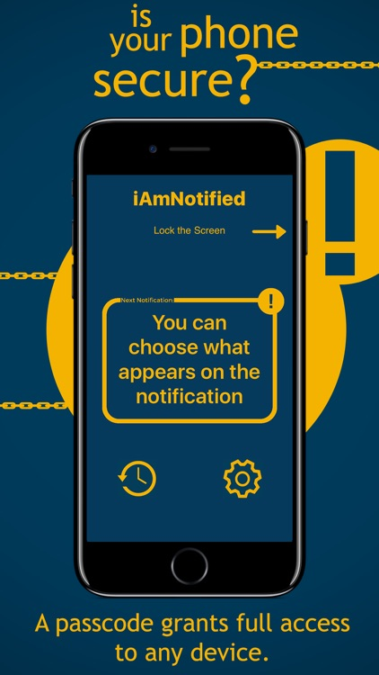 iAmNotified - Anti Spy System