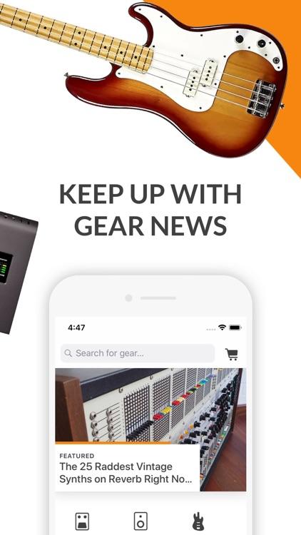 Reverb: Buy & Sell Music Gear screenshot-3