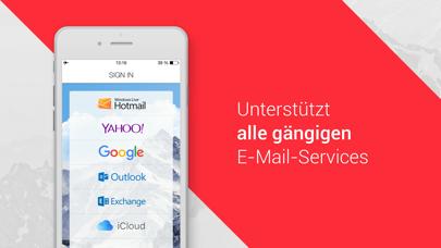 Email Programm – myMailScreenshot von 1