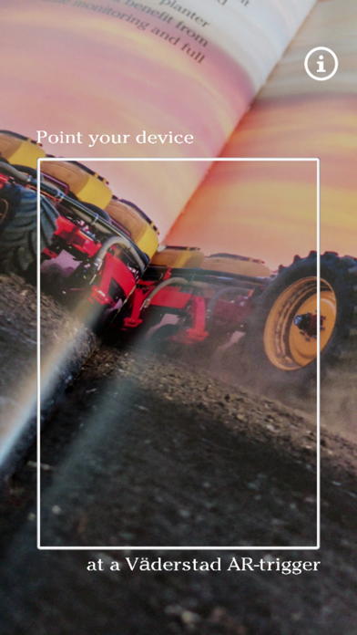 Vaderstad AR screenshot two