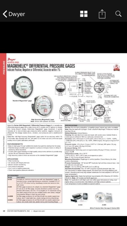 Dwyer Instruments Intl Catalog screenshot-3