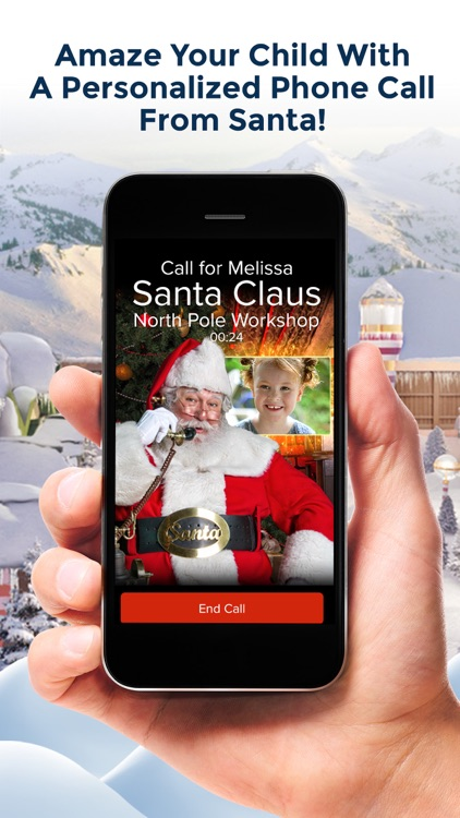 Personalized Call from Santa screenshot-4