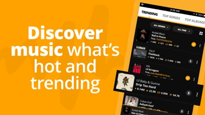 download Audiomack: Download Mixtapes apps 1