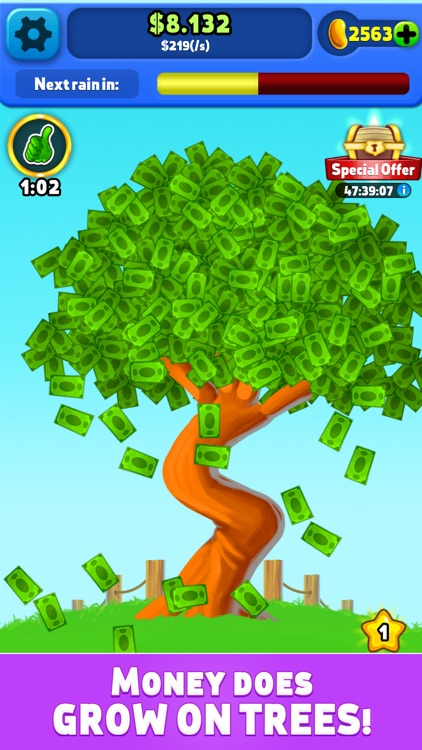 Money Tree: Turn Millionaire