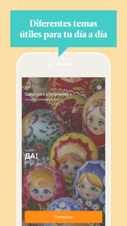 Babbel – Aprender ruso