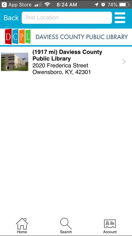 Daviess County Public Library screenshot-3