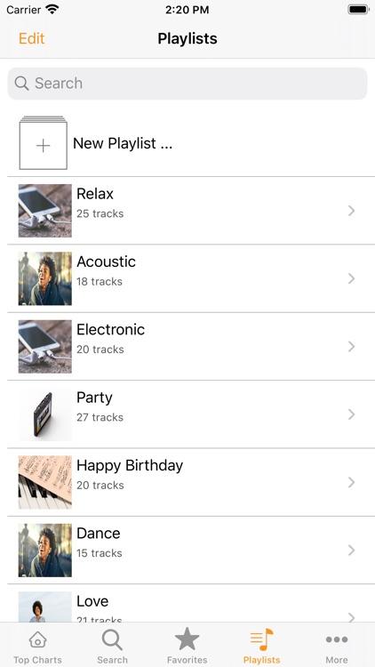 Music X - Best music streaming screenshot-3