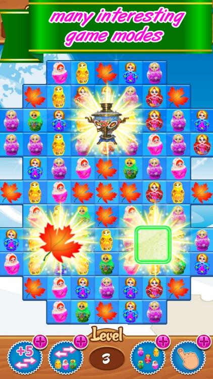 Matryoshka Classic puzzle game screenshot-3