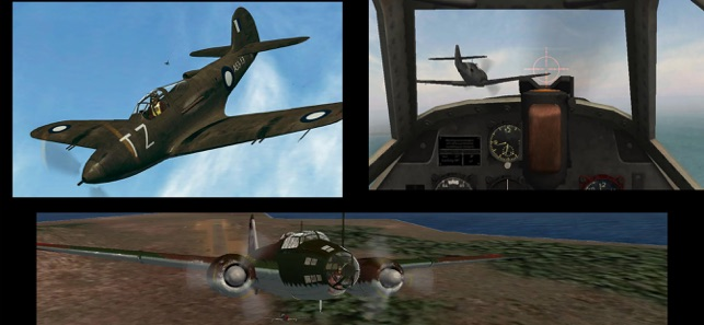 Gunship Sequel: WW2 Screenshot